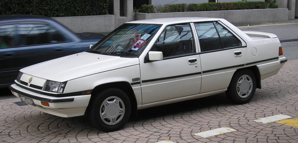 マレーシアプロトンの人気車