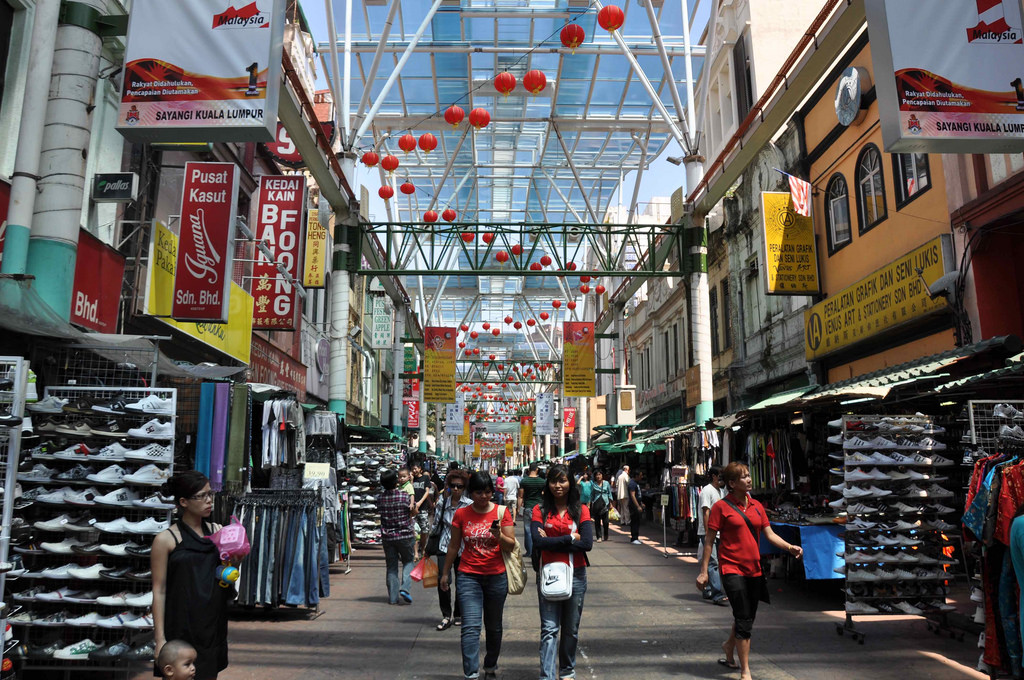 マレーシア初心者におすすめの観光地といえばチャイナタウン