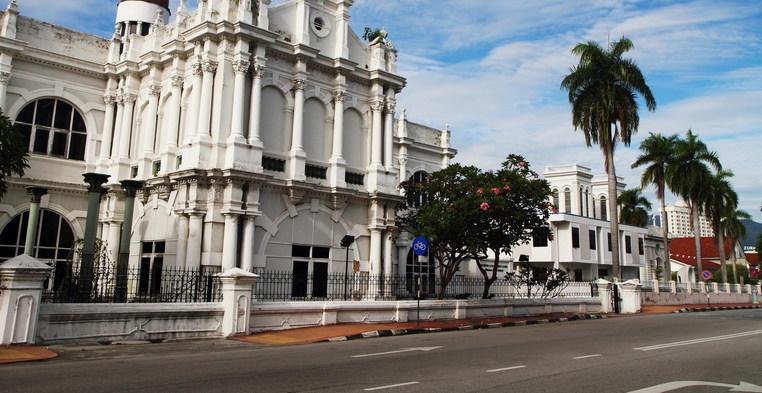 ペナン島のジョージタウンはマレーシア観光でおすすめの歴史的名所