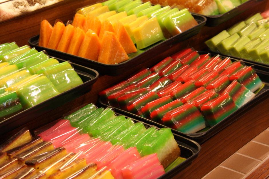 マレーシアの甘いお菓子