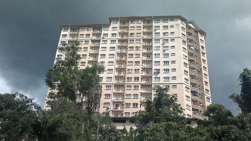 マレーシアのコンドミニアム