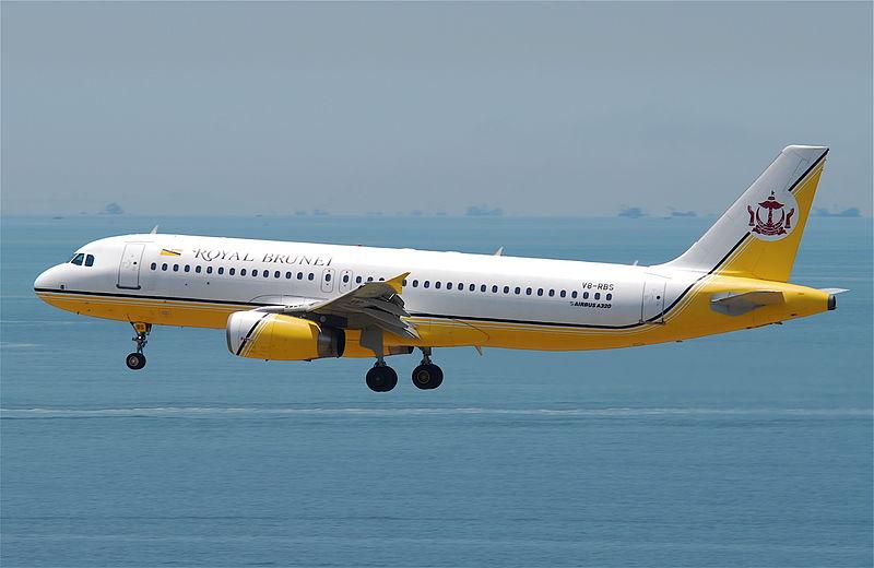 ブルネイ国内のみならず、ブルネイ航空機内での飲酒も禁止