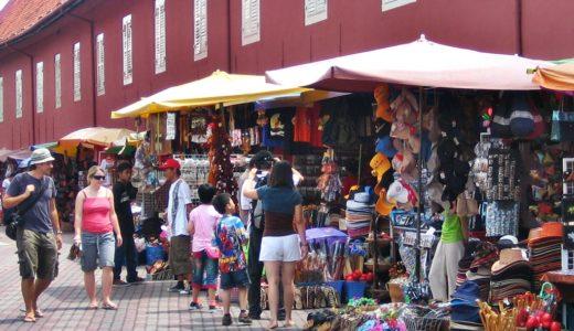 マレーシアの古都マラッカでおすすめのお土産