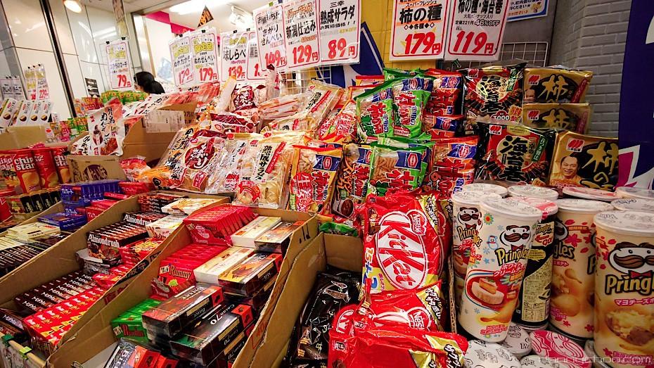 一時帰国で買ってきたい日本のお菓子