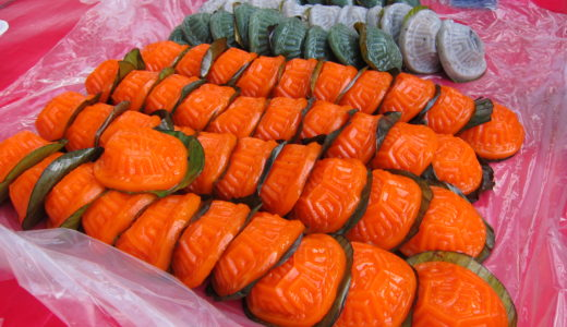 マレーシアらしい伝統菓子「クエ・アンクー」をご紹介!日本のういろうにそっくり?