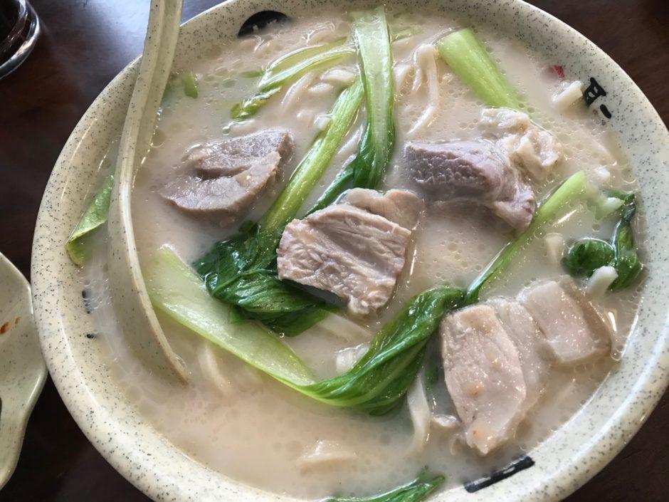 マレーシアの台湾料理