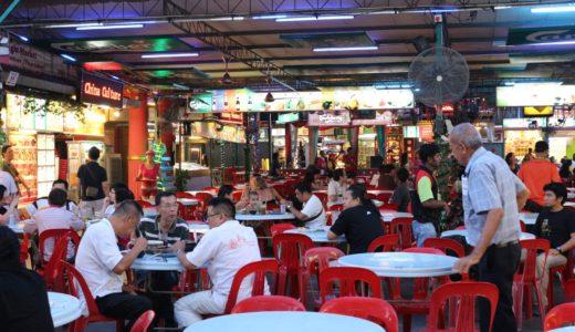 マレーシアでは食後に食器を返却する必要あり?日本の常識は世界の常識ではない!