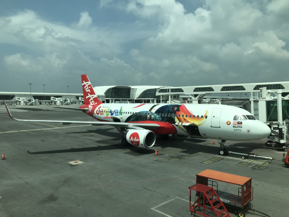 エアアジアが那覇便を開設