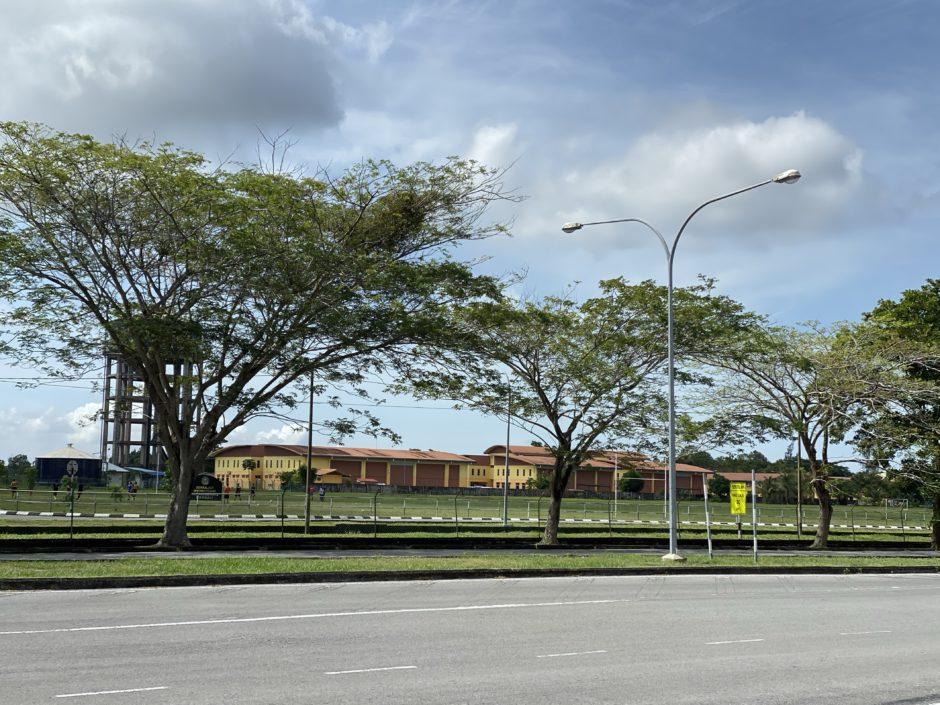 マレーシアの学校