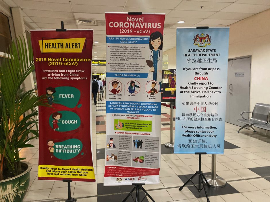 マレーシア コロナウイルス