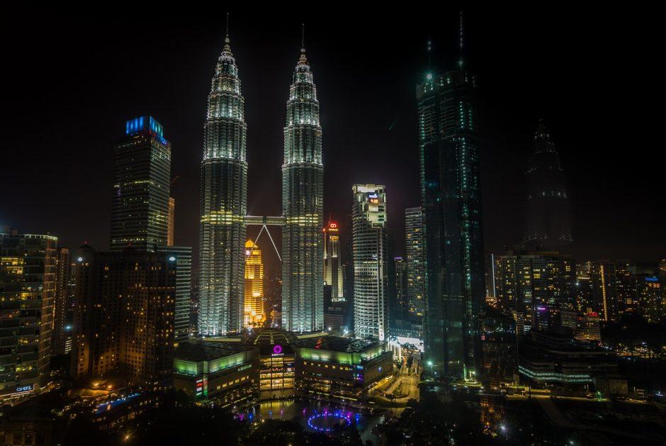 コロナでマレーシア封鎖