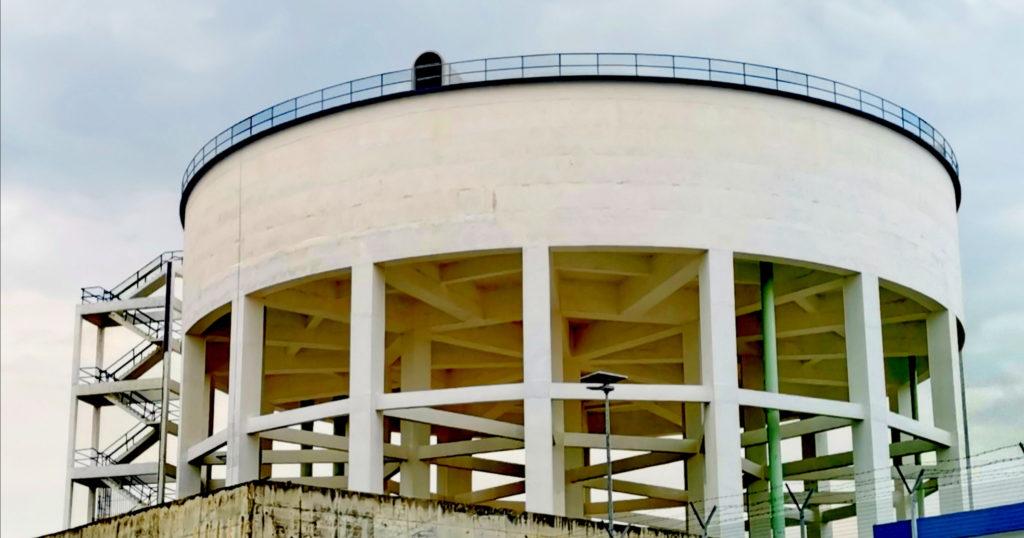 マレーシアの水道施設